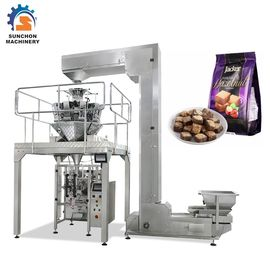 China Volle automatische Multifunktionssnack-food-Verpackungsmaschine fournisseur